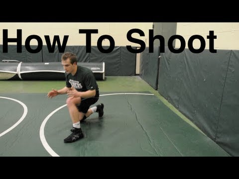 How To Shoot: Basic Wrestling Moves and Techniques For Beginners Image 1