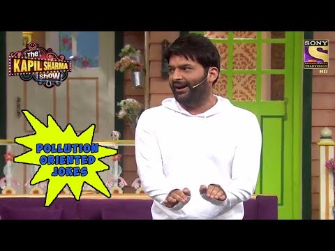 Kapil Sharma's Pollution Oriented Jokes - The Kapil Sharma Show thumbnail