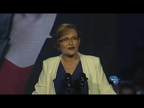 Helen Zille bids the Democratic Alliance farewell (part 1)