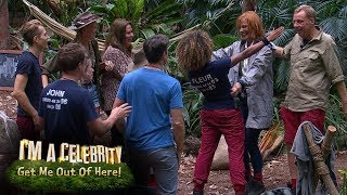 The Celebs' Families All Meet in Camp | I'm A Celebrity... Get Me Out Of Here!
