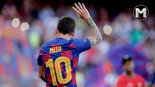 Lionel Messi - The Art of Football