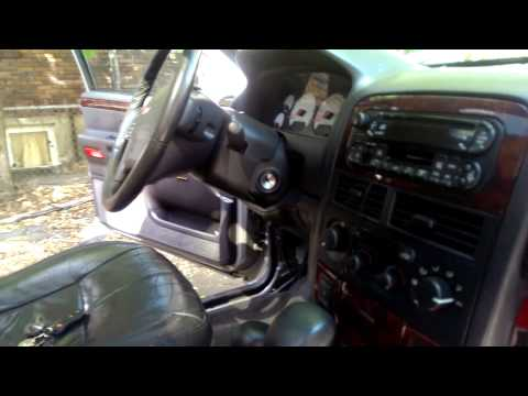 99 - 04 Jeep Grand Cherokee: how to remove dashboard and replace Heater Core / AC Evap / Blend Doors