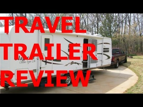 Flagstaff Travel Trailer Review