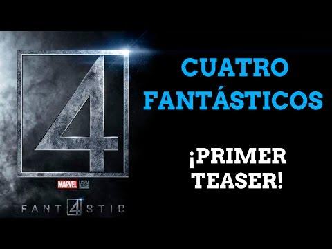Trailer de Cuatro Fantasticos, la pel�cula