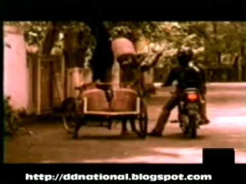 Bajaj Caliber Commercial - Doordarshan video