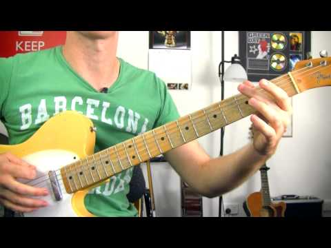 Lonely Boy - The Black Keys ★ Electric Guitar Riff Lesson - Rock Guitar Tutorial