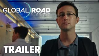 Snowden | Trailer 2 [HD] | Global Road Entertainment