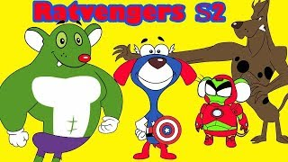 Rat-A-Tat |'Ratvengers Season 2 + Cartoons for Children 2018'| Chotoonz Kids Funny Cartoon Videos