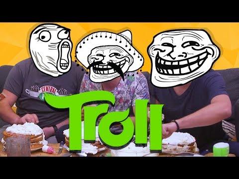 TROLL MUTFAK - Rakibinin Pastasını Trolle