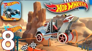 Hot Wheels: Race Off - SUPERCHARGE Challenge #8 (iOS Android)