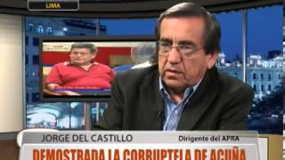 Demostrada La Corruptela De Acua