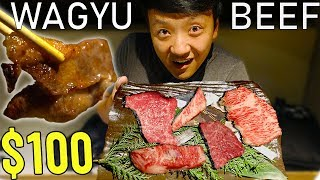 All You Can Eat A5 WAGYU BEEF in Tokyo Japan!