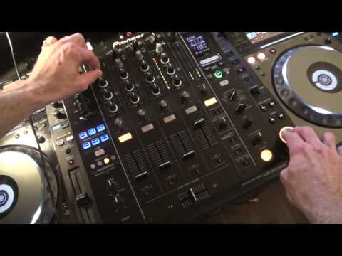 Pioneer DJM900 NEXUS. Tutorial 4, Cue, Mixing and Master dial
