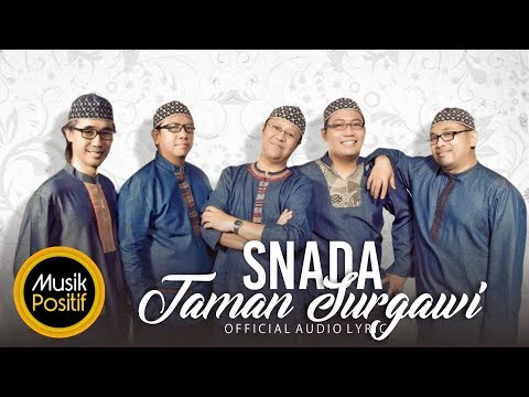 SNADA - Taman Surgawi | Official Audio Lyric