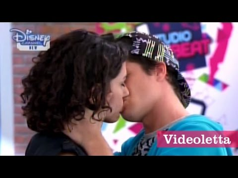 Violetta - All Naxi Kisses (Season 2 And 3)