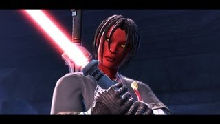Ch 1 Part 1, Korriban, The Grey Sith Warrior [Lawful Neutral] SWTOR