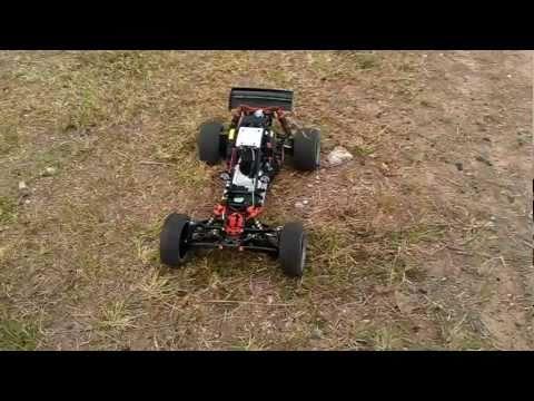 Rovan Sport BAJA 260s RC Buggy Crash