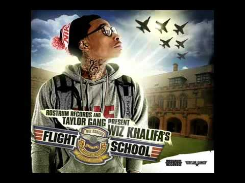 Flight School Wiz Wiz Khalifa Wassup Flight