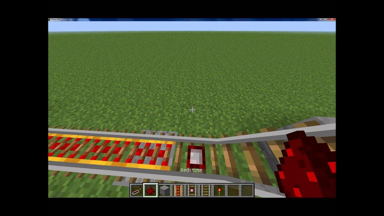 Automatique Sur Minecraft