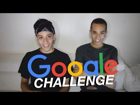 GOOGLE CHALLENGE w/ Wesley Krid