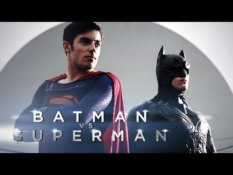 Batman vs Superman - The Secret is out! (fan made)
