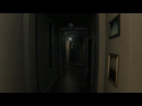 Самые страшные моменты игры P.T.