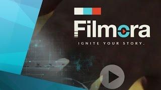 Best  Editing Software for Beginners? QUICK FILMORA - TUTORIAL