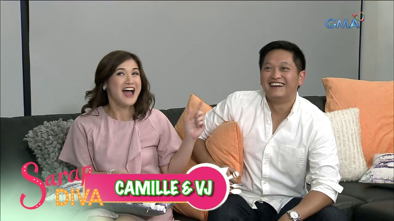 Sarap Diva Teaser: Kulitan with Camille Prats and VJ Yambao