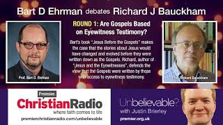 Video: The four Gospels have anonymous authors, as did much Ancient Greek and Roman literature - Richard Bauckham