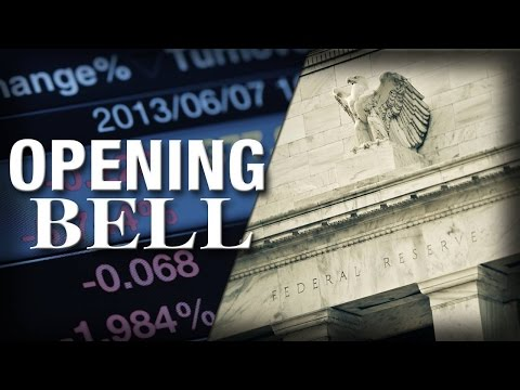 The Federal Reserve Meets on Interest Rates, U.S. Stocks Open Steady