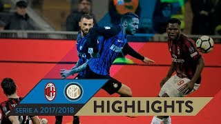 MILAN-INTER 0-0 | HIGHLIGHTS | Matchday 27 postponed - Serie A TIM 2017/18