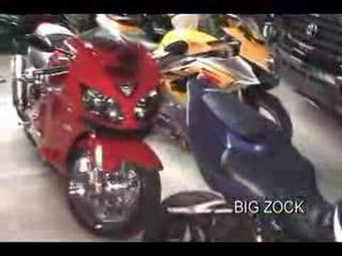 BLACK BIKE WEEKEND BBW 2008 MYRTLE BEACH Video