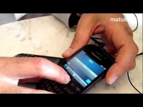 Detalles de las nuevas BlackBerry Curve 9320 y 9220