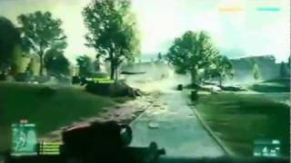 Battlefield 3 - 10 min Multiplayer gameplay from E3