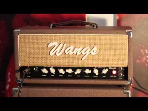 wangs OD30 head with v30