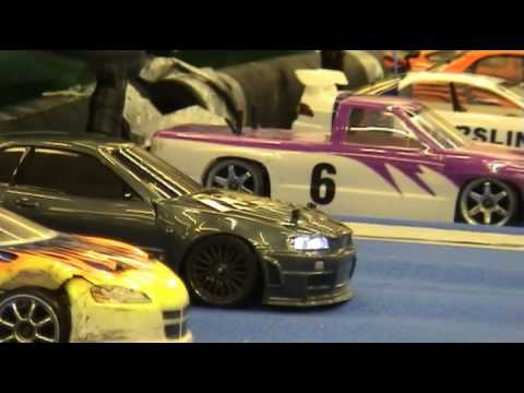 Hobbylinna Indoor Drifting Challenge 2009