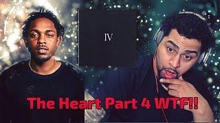 Kendrick Lamar - The Heart Part 4 Reaction! | Did He Ether Big Sean?
