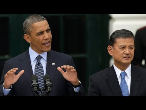 Obama: I'll have a 'serious conversation' with Shinseki