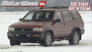 1996 Nissan Pathfinder 4WD SE | Retro Review