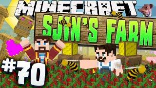 Minecraft - Sjins Farm #70 - Bone Meal It Up Baby