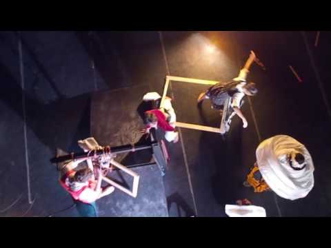 """Adam Caldwell & Bandelion Theatre Group - """"Dark Stage"""""""
