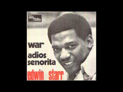 Edwin Starr - Adios Senorita