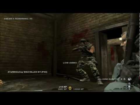 4gp Shorts - Double Kill! Twelve Killstreak! video