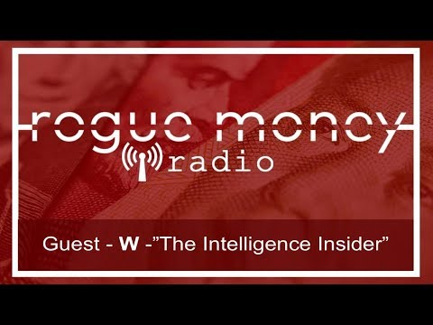 """RMR: Special Guest - W """"The Intelligence Insider"""" (10/20/2017)"""