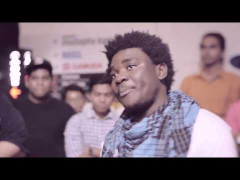 INDIAN VS AFRICAN RACIST RAP BATTLE thumbnail