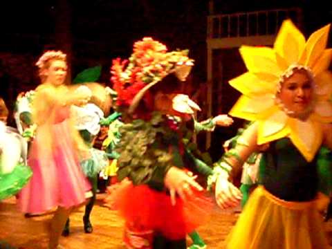 Comtra Theatre: Alice In Wonderland 2009