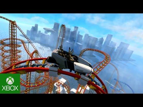 Screamride Announce Trailer