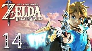 ZELDA BREATH OF THE WILD #14   Les royaumes de l'Ouest