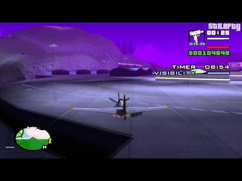 GTA San Andreas - Mission #70 - N.O.E
