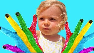 Learn Colors for Kids | Anabella Show